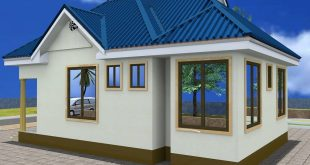 200 square meter 3 bedroom house, fits into a minimum plot size of 15.5 x 13 meters