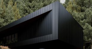 3D series House in the Alps