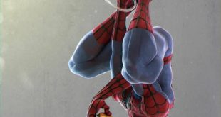 Spiderman - Author's work Please support the artist. - Follow the daily publications