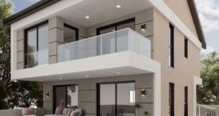 The visual effects of our villa project, which we develop with a modern understanding (Didim Kamacı Architect